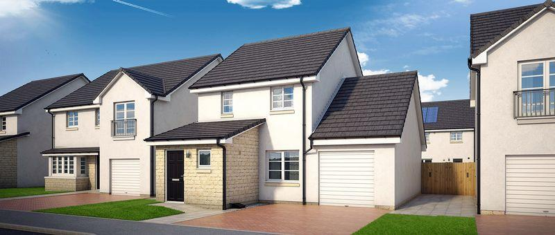 3 Bedrooms Detached Villa House for sale in Plot 71 Holmlea, Hillier Road, Kilmarnock, KA1 1SU