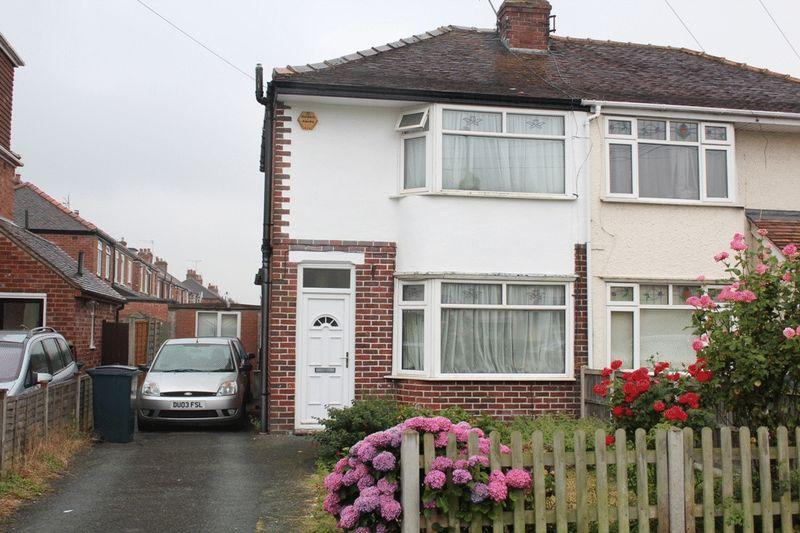 3 Bedrooms Semi Detached House for sale in Haughmond Avenue, Harlescott, Shrewsbury, SY1 4LS
