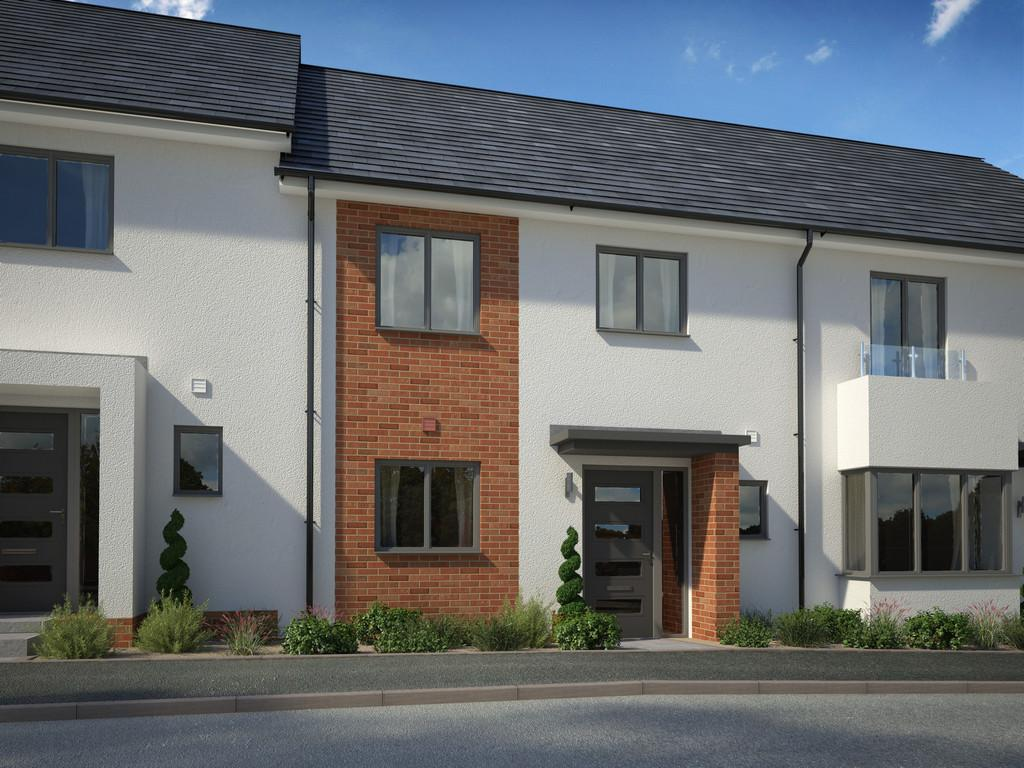 3 Bedrooms Terraced House for sale in The Dean, Expression, Pinhoe