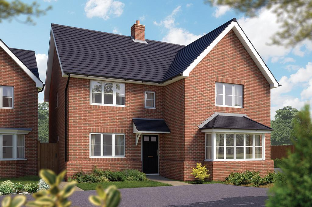 5 Bedrooms Detached House for sale in The Arundel, Sentry's Orchard