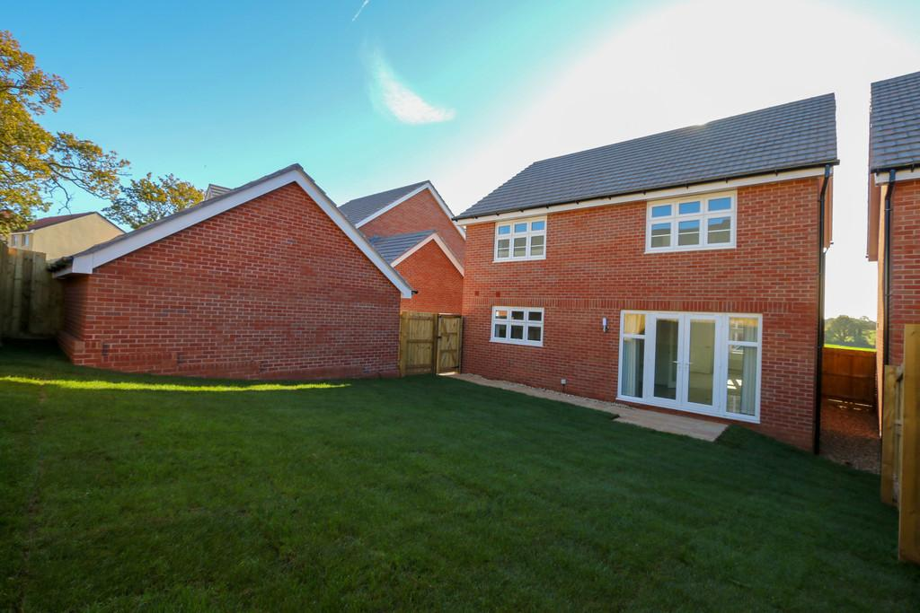 4 Bedrooms Detached House for sale in The Canterbury, Turnstone Rise