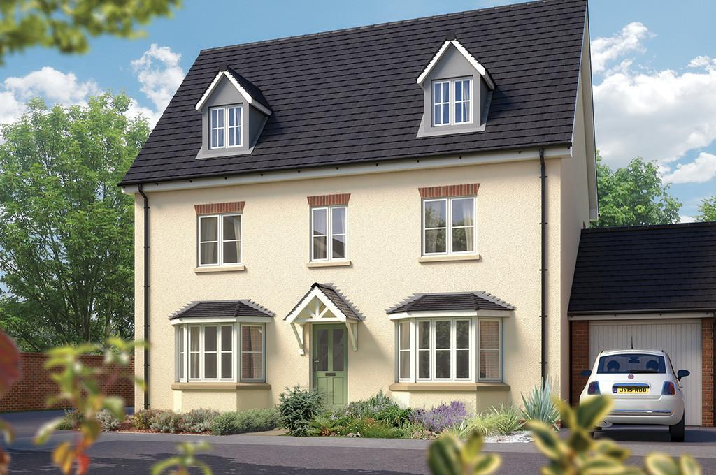 5 Bedrooms Detached House for sale in Exminster, Courtenay Grange