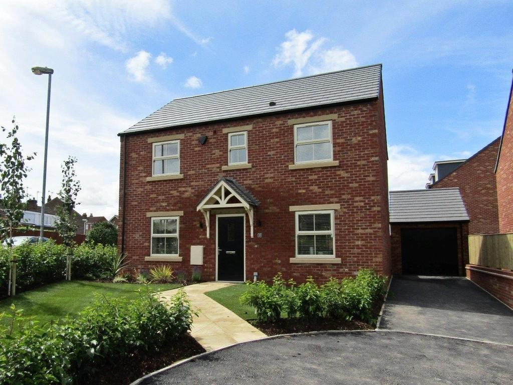 4 Bedrooms Detached House for sale in Weavers Green, Slack Lane