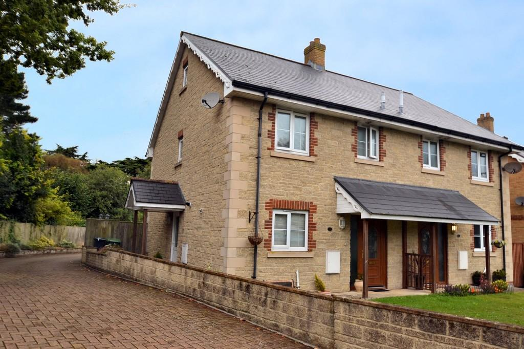 4 Bedrooms Semi Detached House for sale in High Street, Wroxall