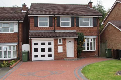 4 bedroom detached house for sale - Harnall Close, Shirley