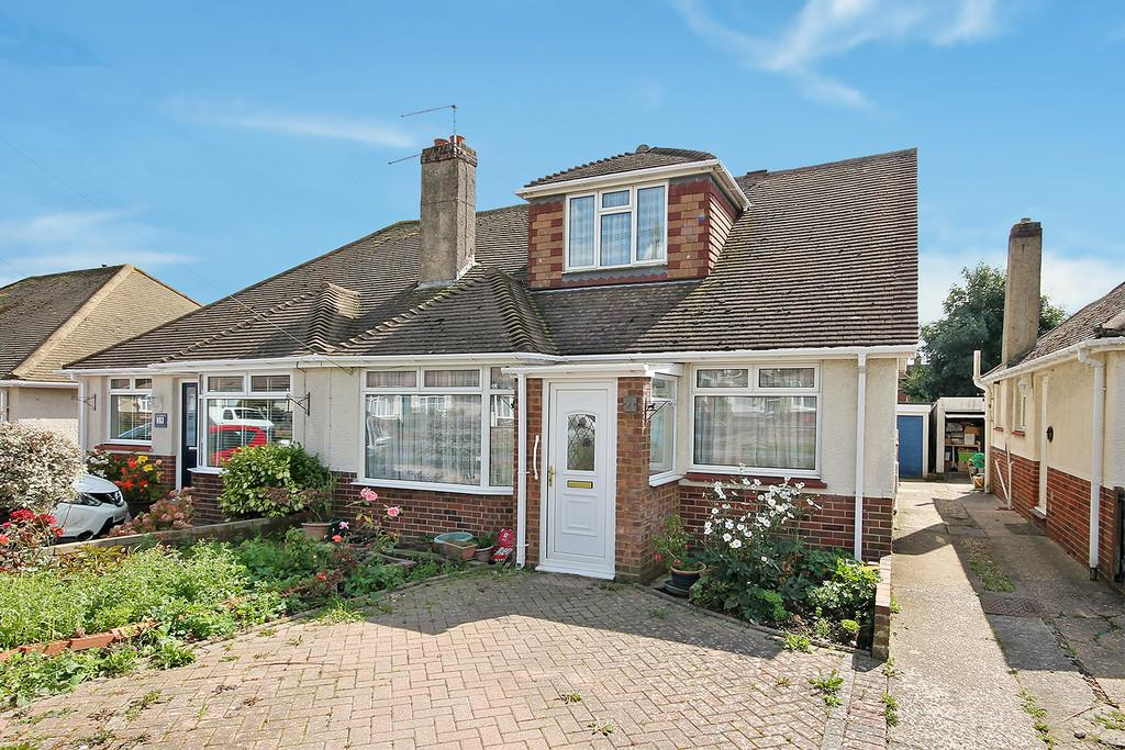 4 Bedrooms Semi Detached House for sale in Franklin Road, Shoreham-by-Sea, BN43 6YE