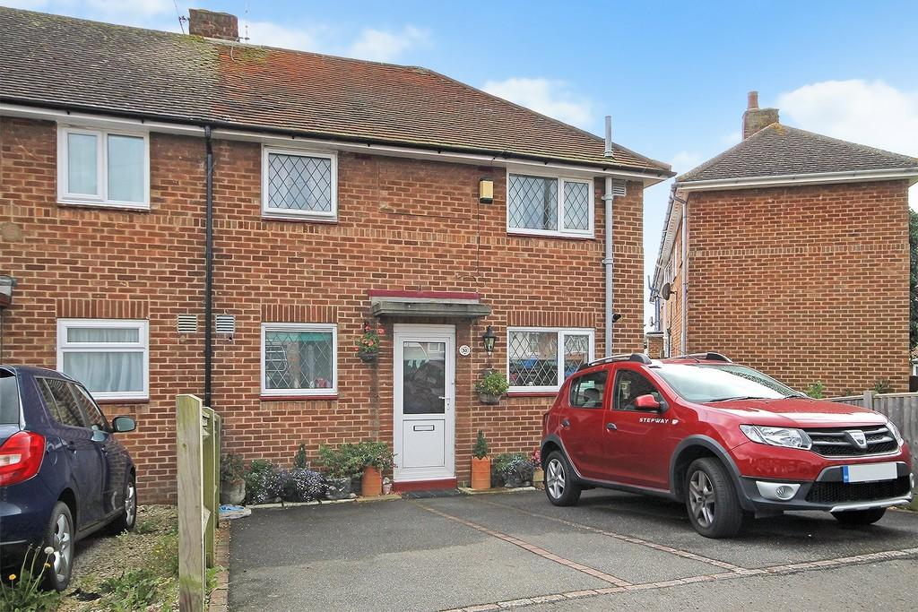 3 Bedrooms End Of Terrace House for sale in Chiltern Crescent, Worthing BN13 2LN