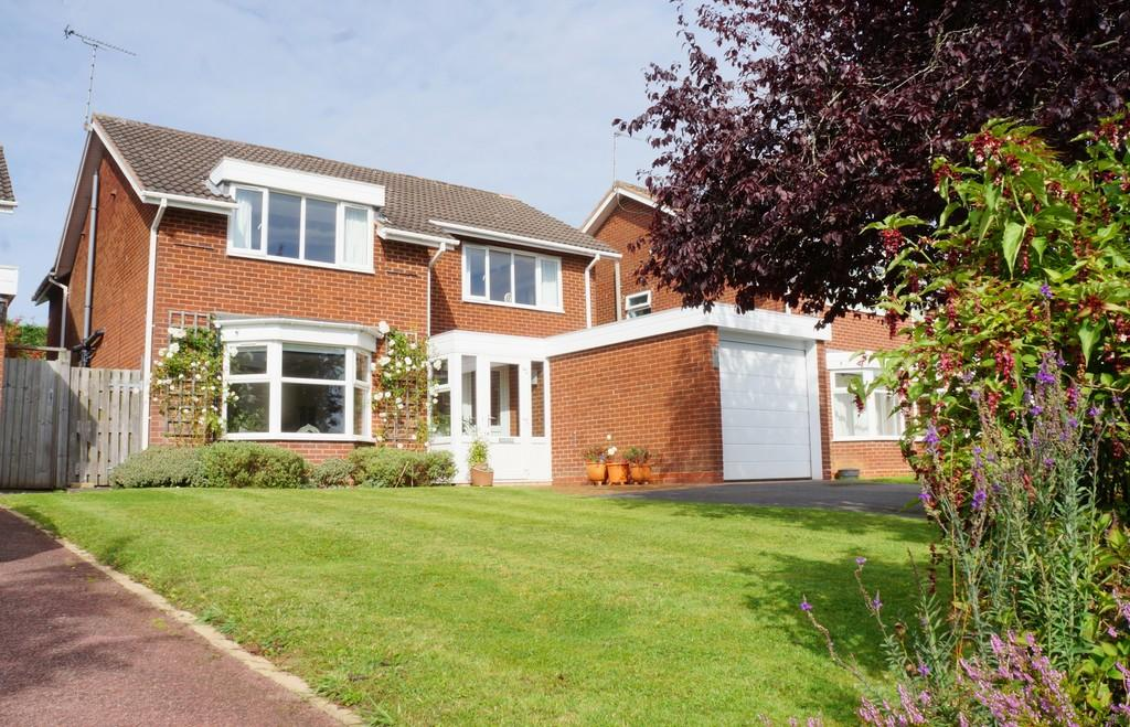 4 Bedrooms Detached House for sale in Trehern Close, Knowle