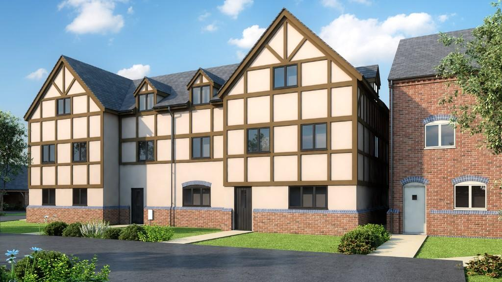 4 Bedrooms Mews House for sale in Shawbury Lane, Shustoke