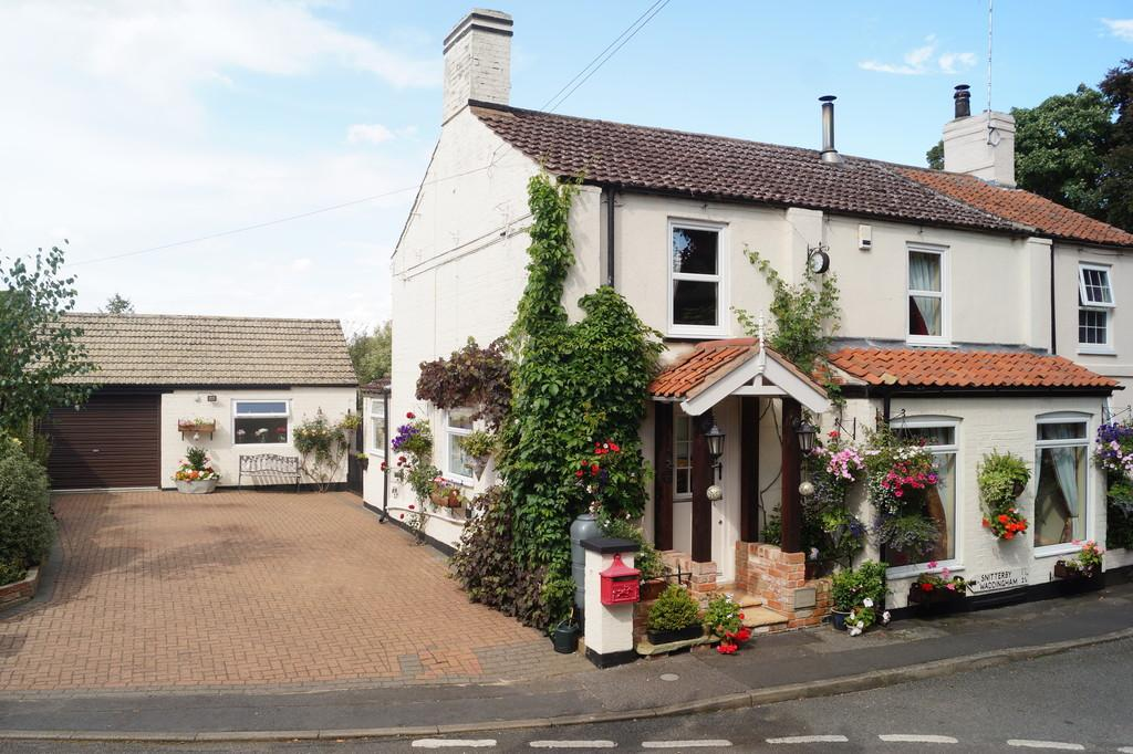4 Bedrooms Cottage House for sale in Atterby Lane, Bishop Norton, Market Rasen
