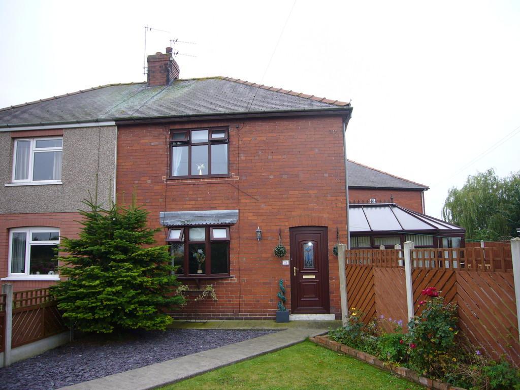 3 Bedrooms Semi Detached House for sale in 3 Kings Road, Swinefleet, Goole, DN14 8DJ