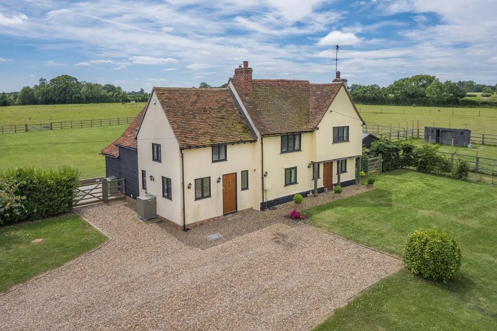 3 Bedrooms Farm House Character Property for sale in North End, Dunmow