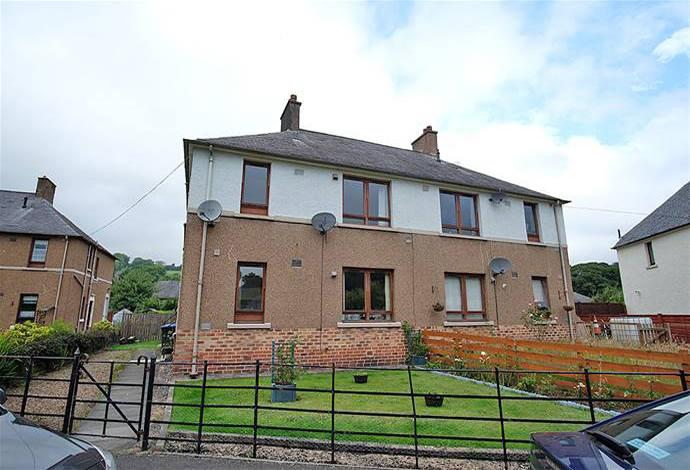 2 Bedrooms Flat for sale in 19 Forthill Terrace, Jedburgh, TD8 6HS