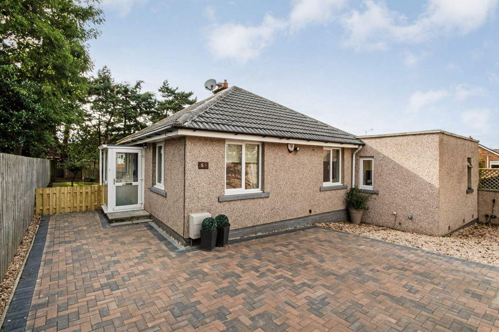 3 Bedrooms Detached Bungalow for sale in 59 Craigmount Avenue North, Corstorphine, EH12 8DN