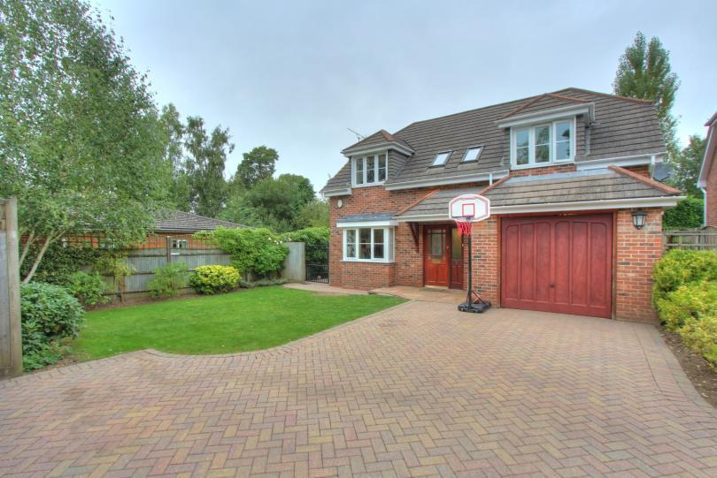 4 Bedrooms Detached House for sale in Cypress Grove, Chandlers Ford