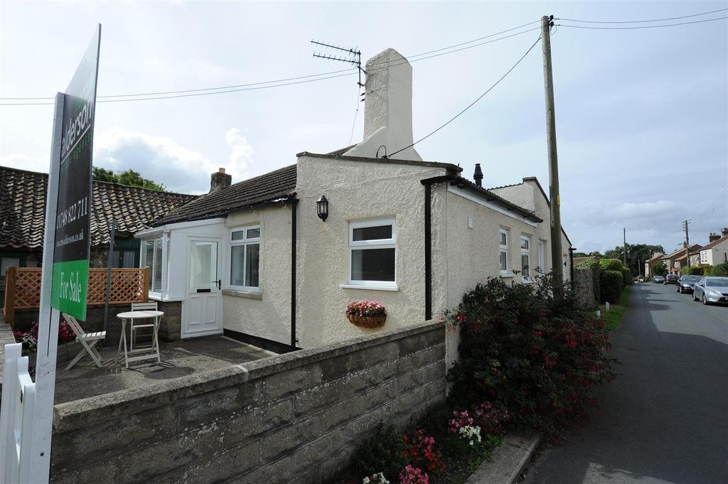 2 Bedrooms Semi Detached Bungalow for sale in High Green, Catterick, Richmond