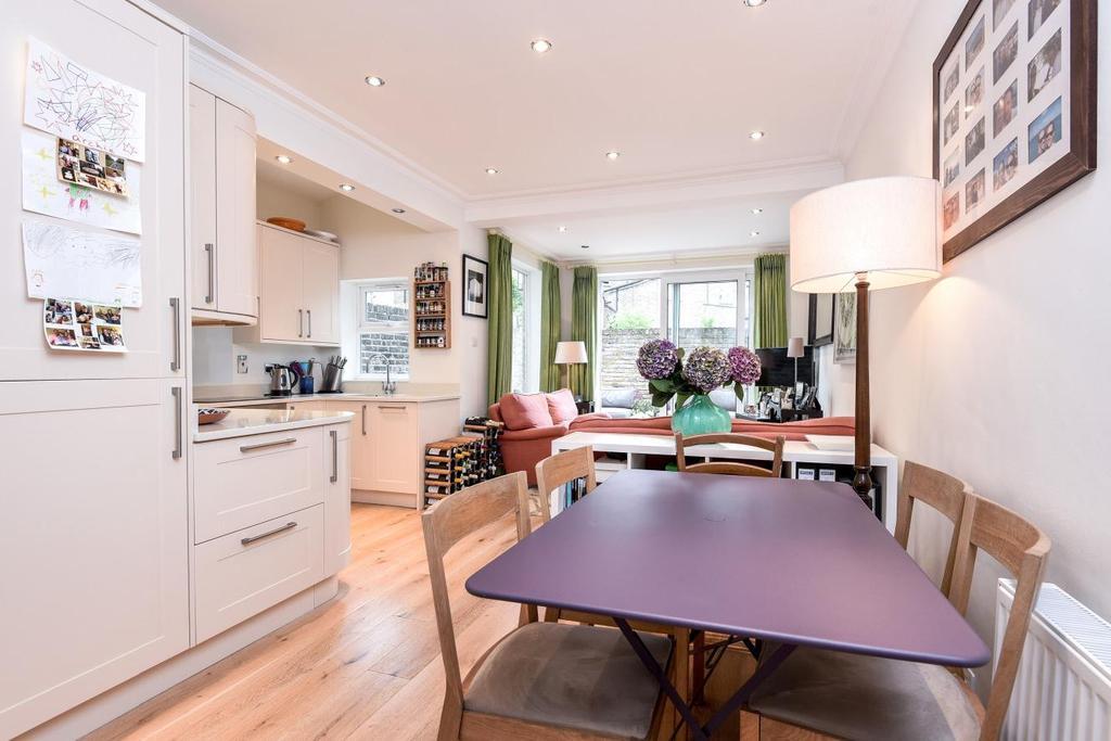 2 Bedrooms Flat for sale in Boutflower Road, Battersea