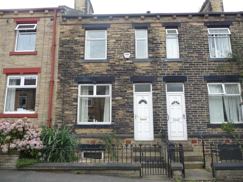 2 Bedrooms Terraced House for sale in 24 Francis Street