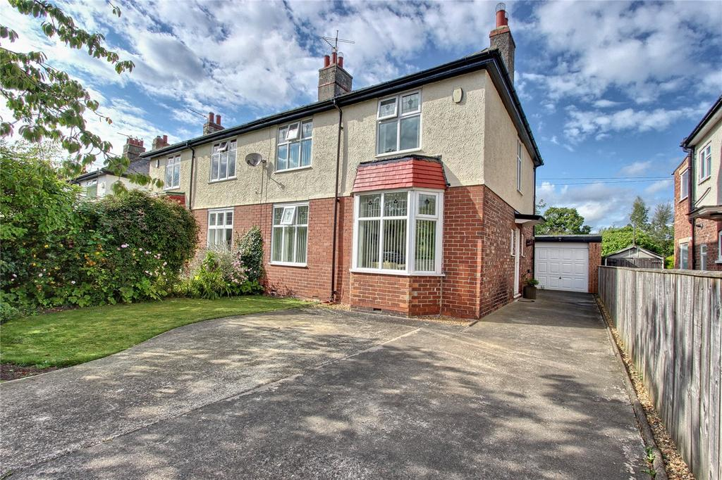 3 Bedrooms Semi Detached House for sale in Harrow Road, Linthorpe