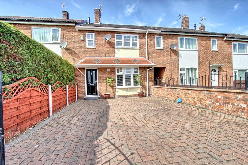 3 Bedrooms Terraced House for sale in Fabian Road, Eston