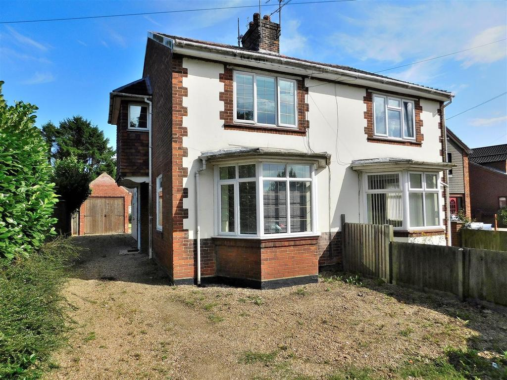 3 Bedrooms Semi Detached House for sale in Station Road, Terrington St. Clement, King's Lynn