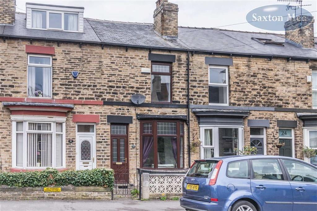 3 Bedrooms Terraced House for sale in Nairn Street, Crookes, Sheffield, S10