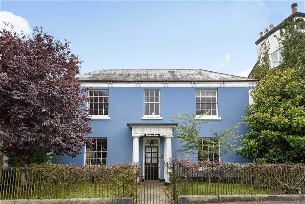 5 Bedrooms Detached House for sale in George Street, Moretonhampstead, Newton Abbot, Devon, TQ13