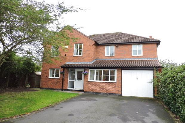 5 Bedrooms Detached House for sale in Cumberland Close, Ruddington, Nottingham, NG11