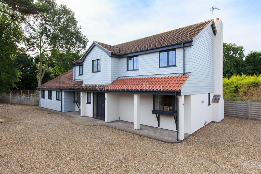 5 Bedrooms Detached House for sale in NORFOLK BROADS
