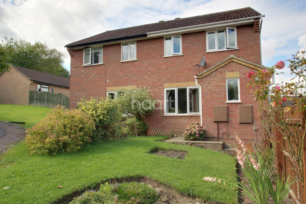 3 Bedrooms Semi Detached House for sale in Hillcrest, Bar Hill
