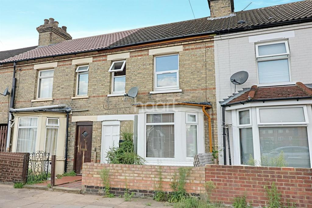 2 Bedrooms Terraced House for sale in Close To Bedford Hospital
