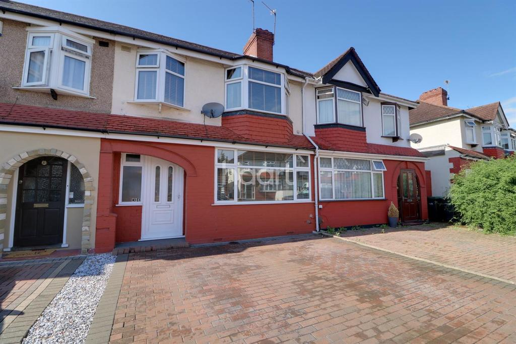3 Bedrooms Terraced House for sale in Woodgrange Avenue, Enfield, EN1