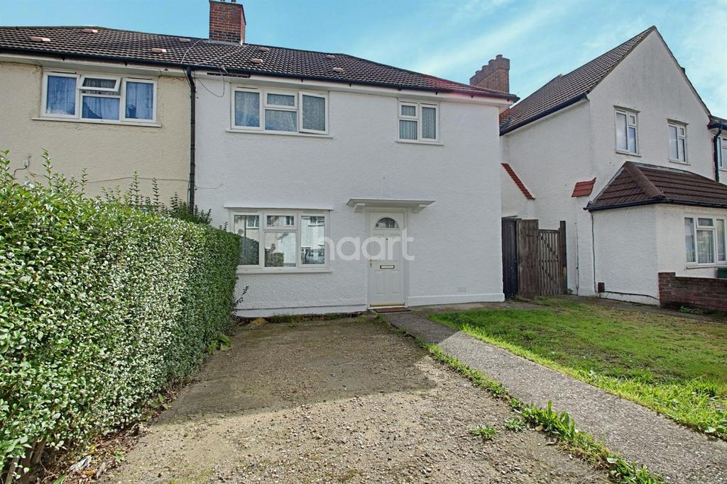 3 Bedrooms Semi Detached House for sale in Crowley Crescent, Croydon, CR0