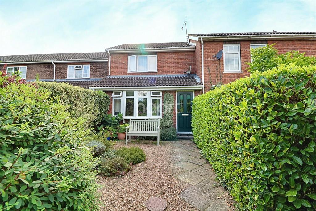 2 Bedrooms Terraced House for sale in Parkway, Wickham Market