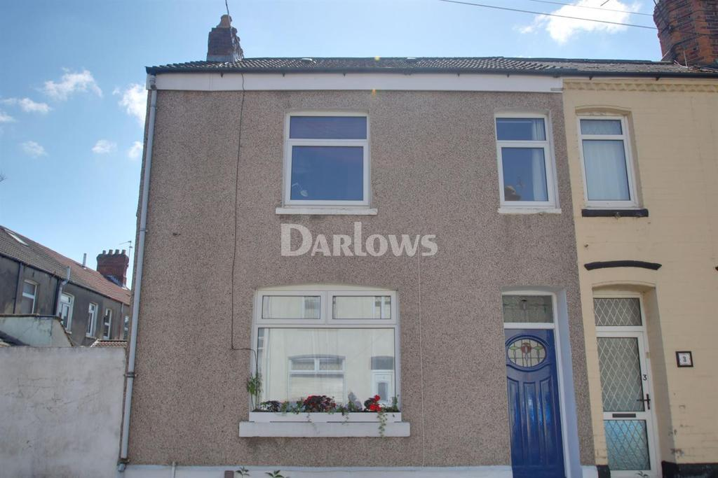 3 Bedrooms End Of Terrace House for sale in Bedwas Street, Grangetown