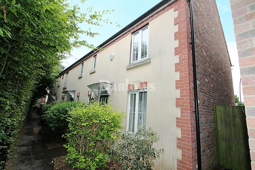 3 Bedrooms End Of Terrace House for sale in Wicken Close, St Mellons, Cardiff