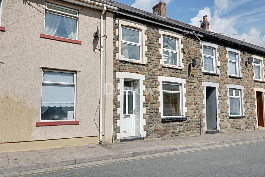 3 Bedrooms Terraced House for sale in Clydach Rd, Tonypandy