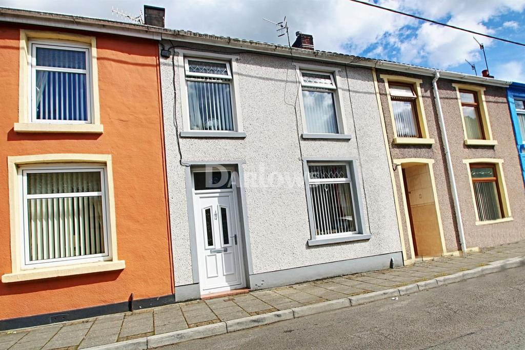 2 Bedrooms Terraced House for sale in Avondale Street, Abercynon