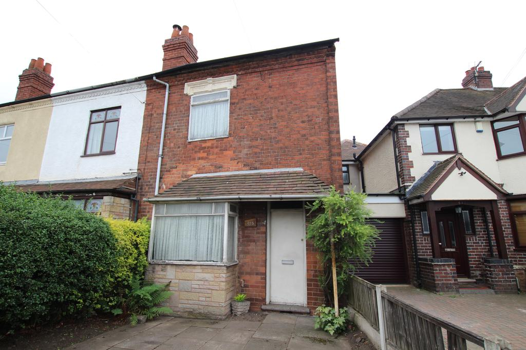 3 Bedrooms Terraced House for sale in Jockey Road, Sutton Coldfield B73