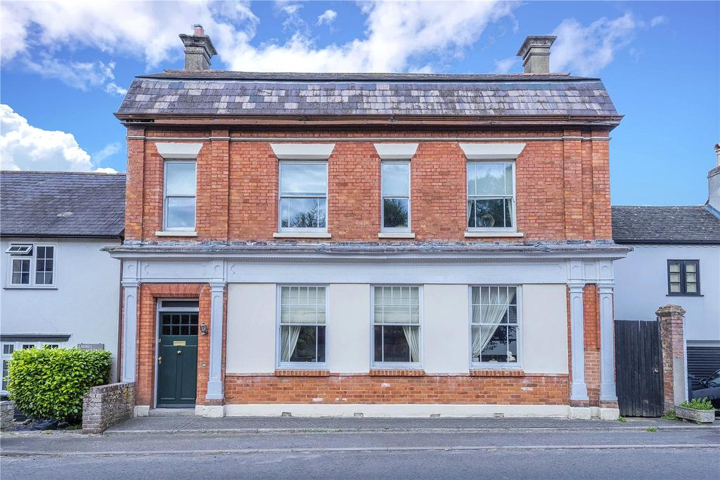 5 Bedrooms Detached House for sale in High Street, Spetisbury, Blandford, Dorset