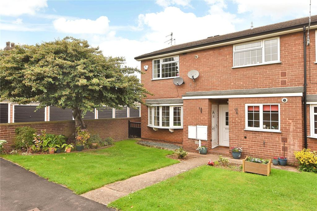 2 Bedrooms Flat for sale in Fenimore Court, Nursery Road, Radcliffe-on-Trent, Nottingham