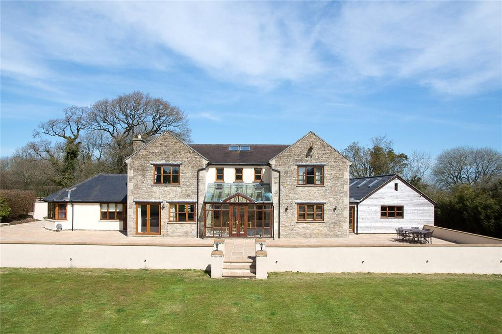 5 Bedrooms Equestrian Facility Character Property for sale in Little London, Oakhill, Radstock