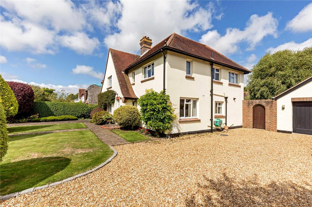 4 Bedrooms Detached House for sale in Sunnyway, Bosham, Chichester, West Sussex