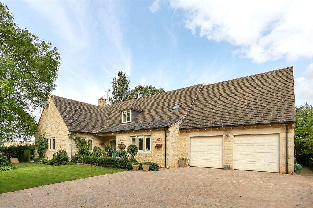 4 Bedrooms Detached House for sale in Essendine Road, Ryhall, Stamford, Lincolnshire