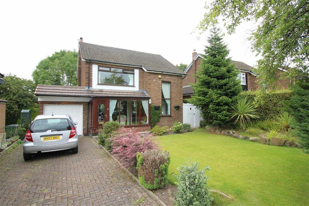 3 Bedrooms Detached House for sale in Grasmere Crescent, High Lane, Stockport, Cheshire