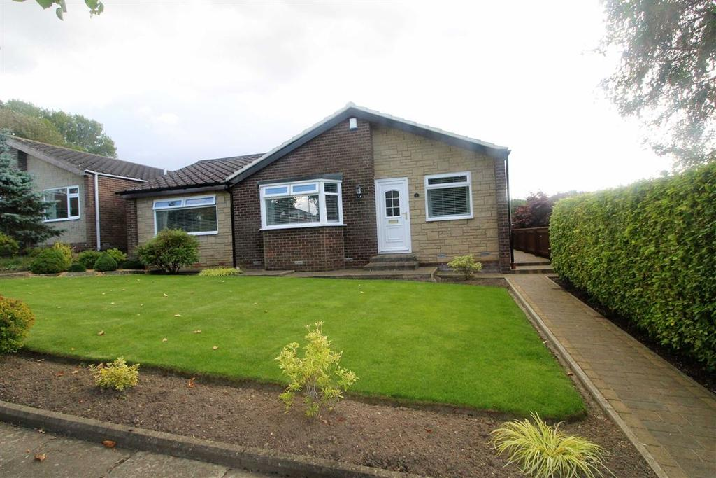 3 Bedrooms Detached Bungalow for sale in Hunt Lea, Whickham, Newcastle Upon Tyne