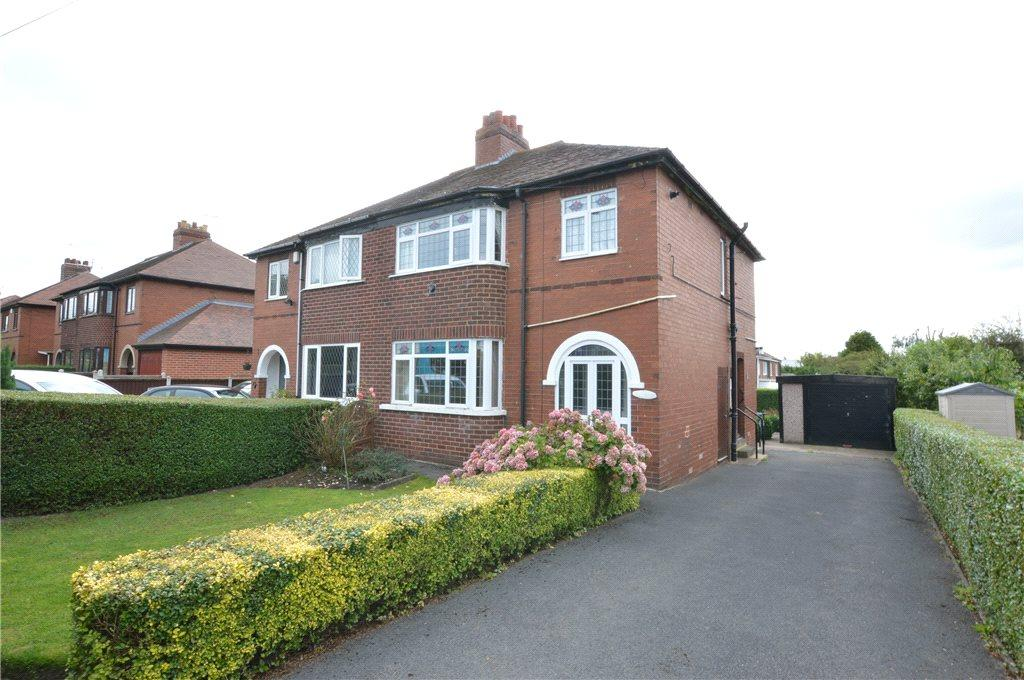 3 Bedrooms Semi Detached House for sale in Church Lane, Garforth, Leeds, West Yorkshire