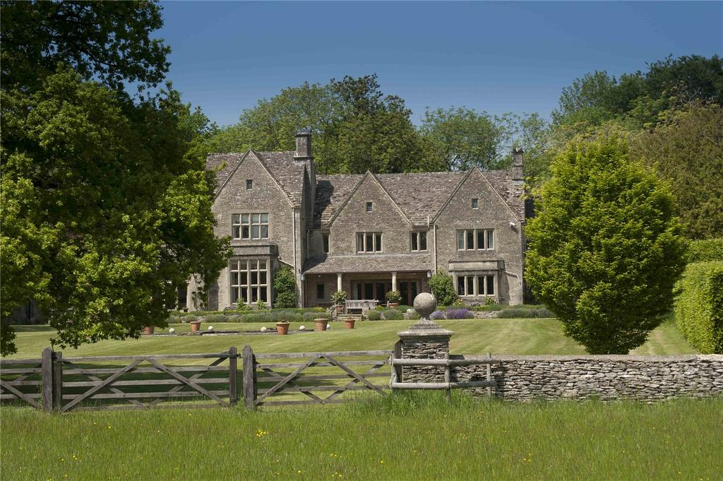 7 Bedrooms Detached House for sale in Warrens Gorse, Daglingworth, Cirencester, Gloucestershire