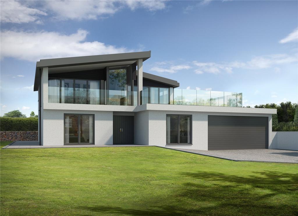 4 Bedrooms Plot Commercial for sale in Curlew Drive, West Charleton, Kingsbridge, Devon