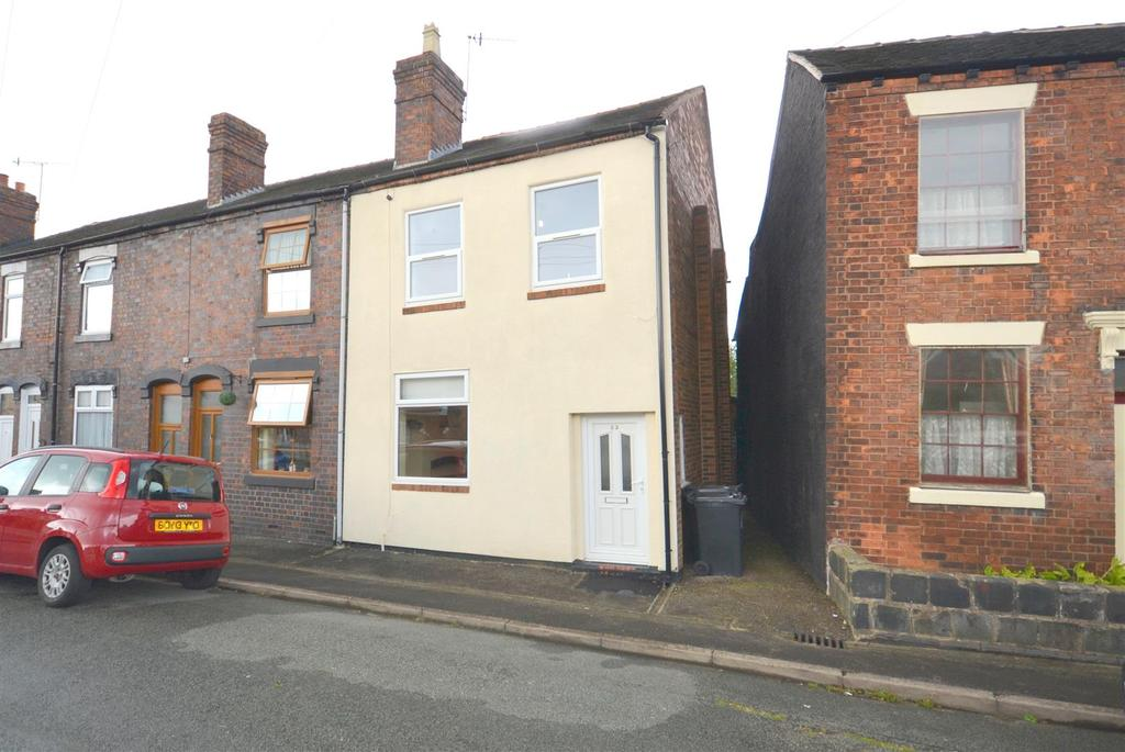 3 Bedrooms End Of Terrace House for sale in Vale Street, Silverdale, Newcastle